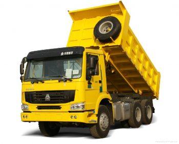 Opkopers Dump Truck