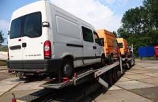 Opkoper bestelwagens in Limburg