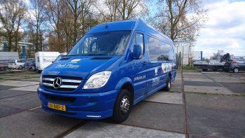 Schoolbus verkopen export