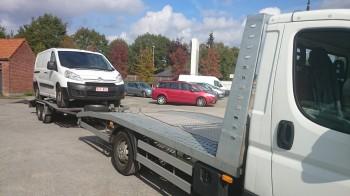 bestelwagen opkoper