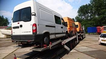 tweedehands bestelwagen verkopen