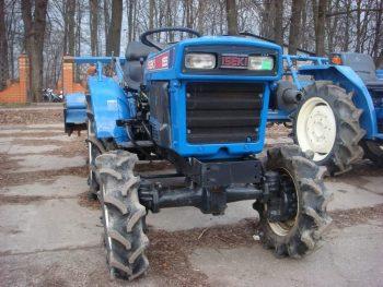 mini tractor prijs