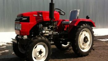 mini tractor voor export verkopen