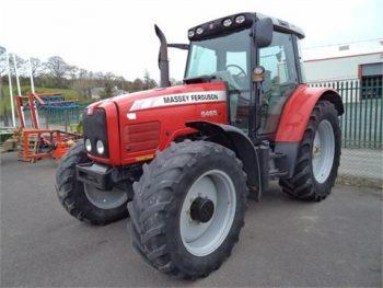 tractor opkopers
