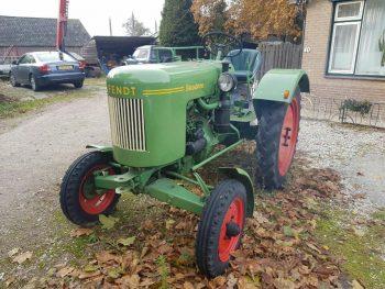 opkopers tractor limburg