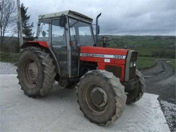 traktor opkopers