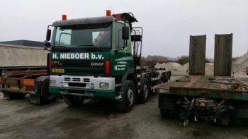 vrachtwagens opkopers