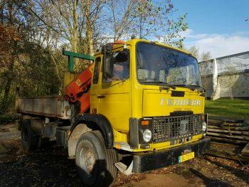 export opkoper vrachtwagens